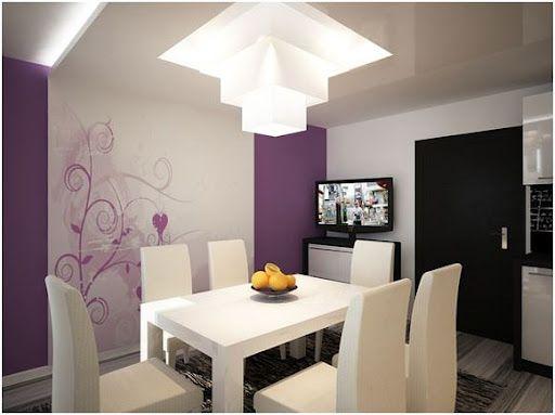 Fotos de sala y comedor fotos de decoracion consejos para - Decoracion comedor pequeno ...