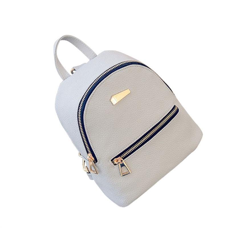 Women s New Fashion Causal Backpack Travel Handbag Mini School Bags Daypack  for Girls e36841089e62