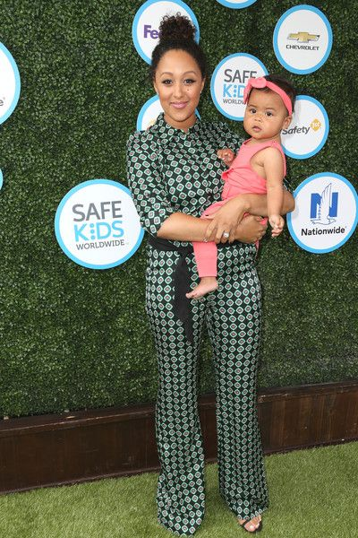 Tamera Mowry-Housley Photos Photos: Safe Kids Day