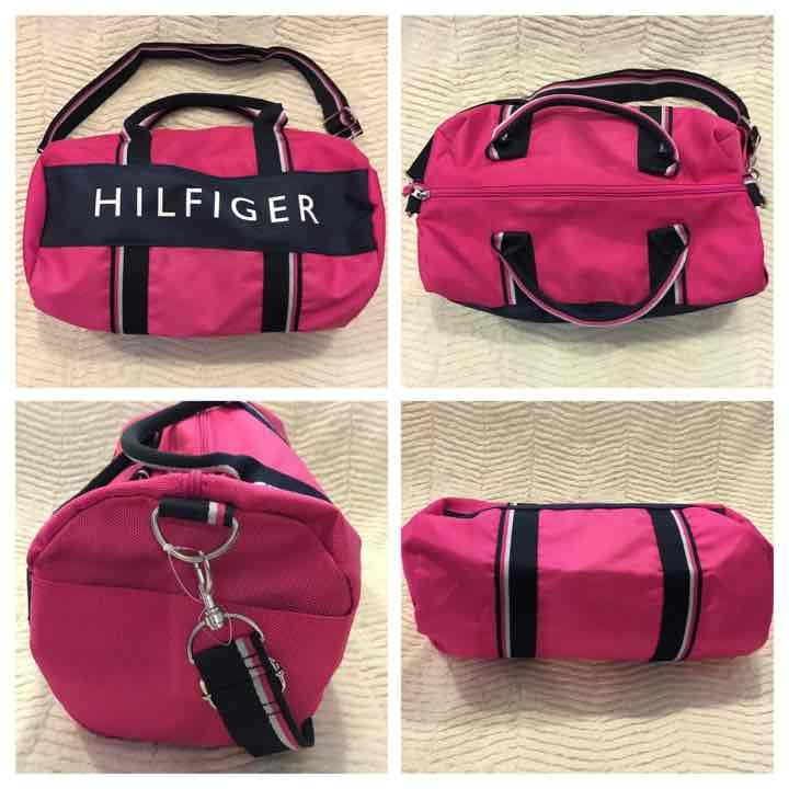 tommy small duffle bag