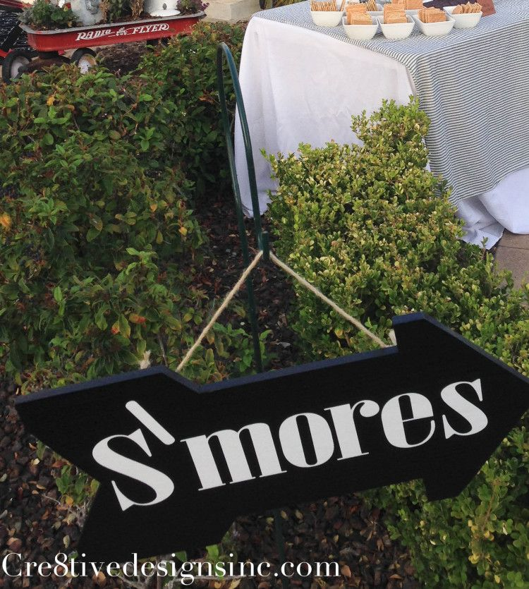 S'mores bar with flavored marshmallows-2 #flavoredmarshmallows
