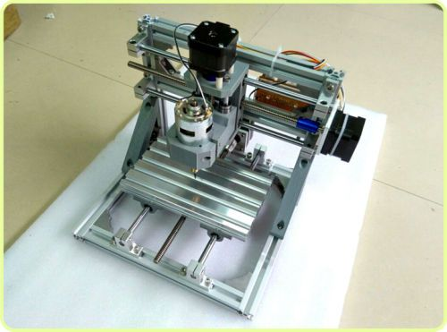 3 Axis DIY CNC Wood Engraving Carving PCB Milling Machine