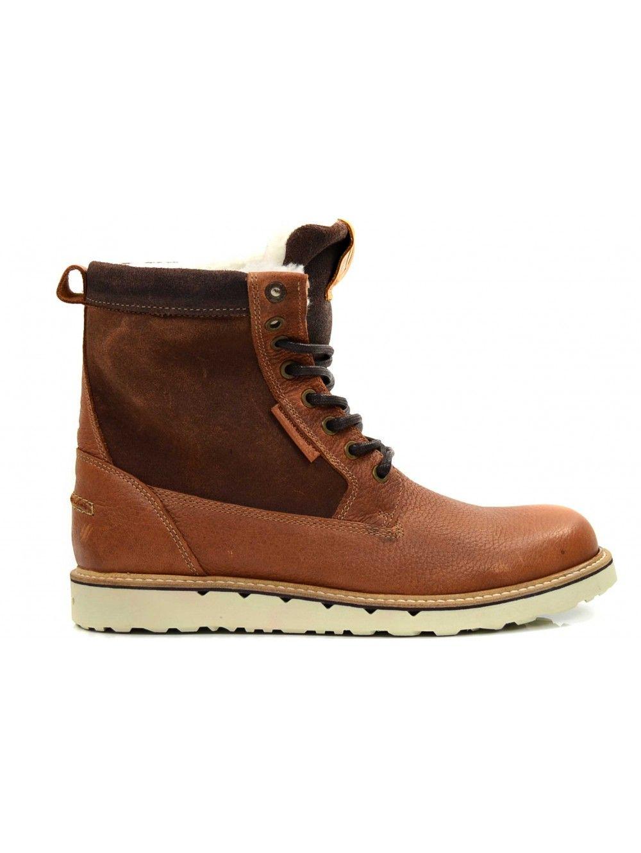 BJORN BORG MILAN HEREN BOOTS BONT COGNAC   FW15   schoenen