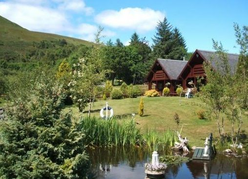 Feith Mhor Lodge Is A Charming Holiday Home In The Cairngorms