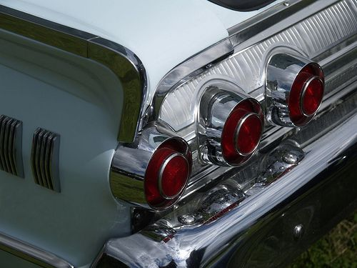 1963 Mercury Monterey Tail Lights | Classic cars for me ...