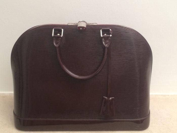 Louis Vuitton - Alma MM handtas Louis Vuitton tas  iconische
