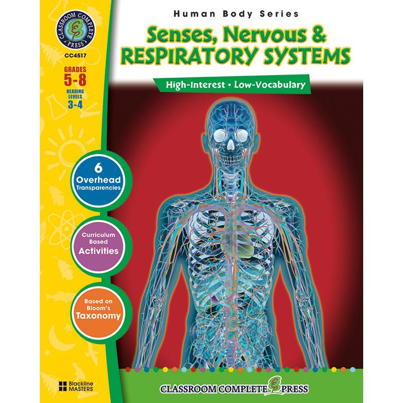 Nervous senses & respiratory Respiratory system, Teacher