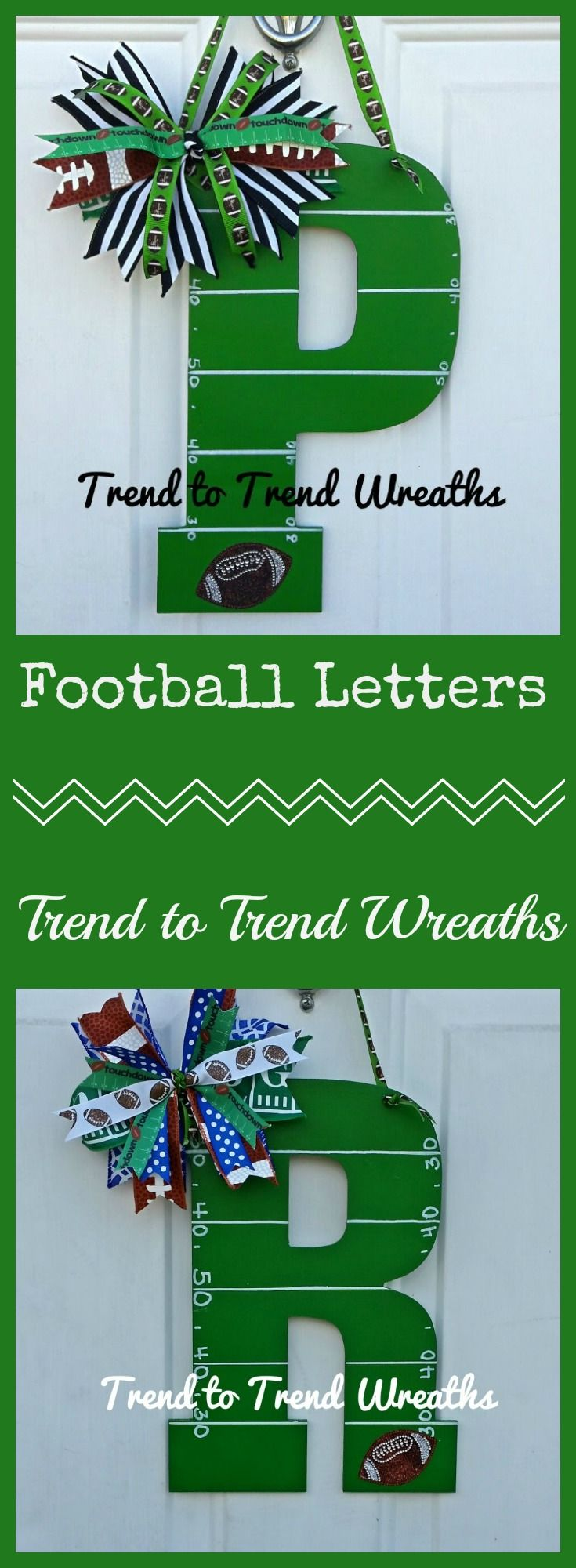 Get ready for football season with this super cute