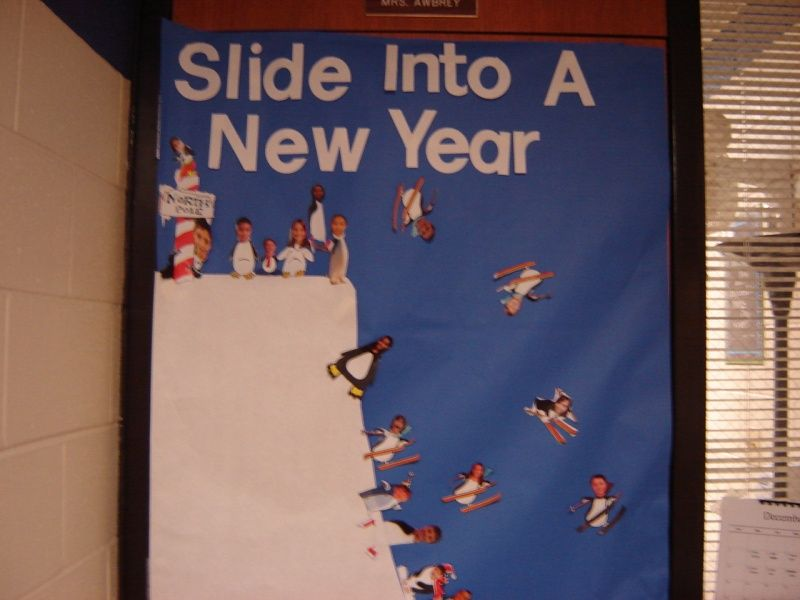 Classroom Ideas For New Years : Elementary school door decorating ideas this entry was