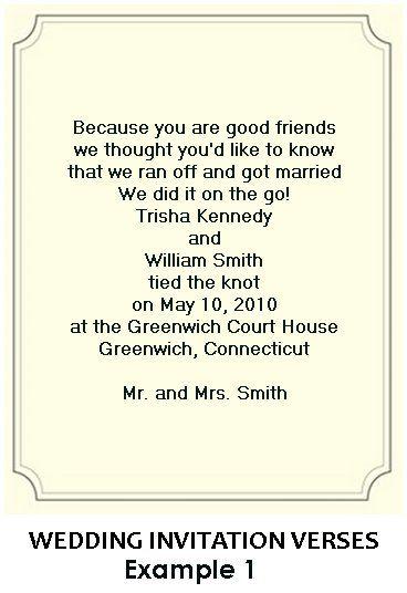 wedding invitation for elopementsuper adorable! future wedding - invitation wording for elopement party