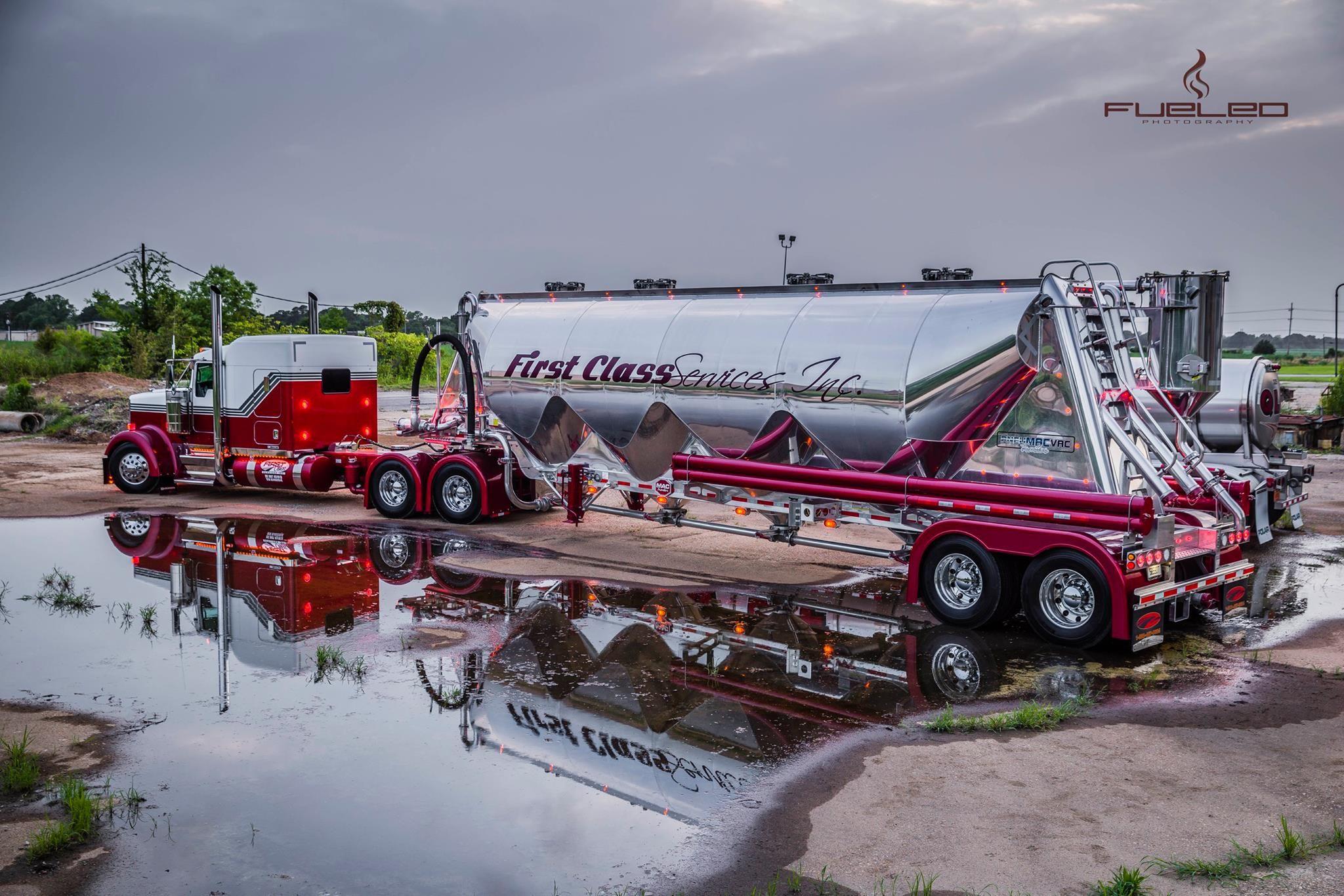 Frac sand hauling | buds trks | Big rig trucks, Trucks, Kenworth trucks