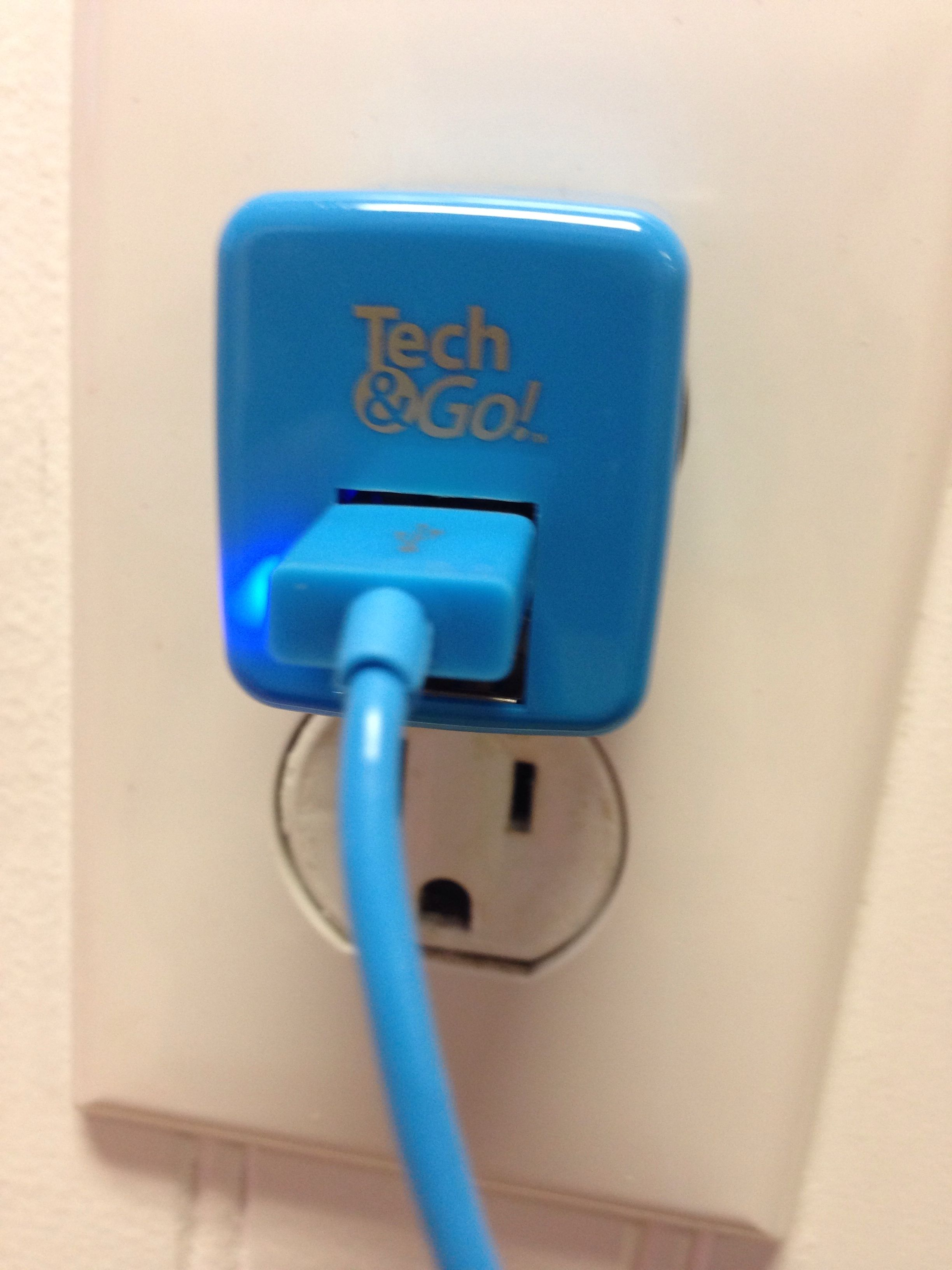 Tech and go colorful chargers are awesome I found mine at Walgreens