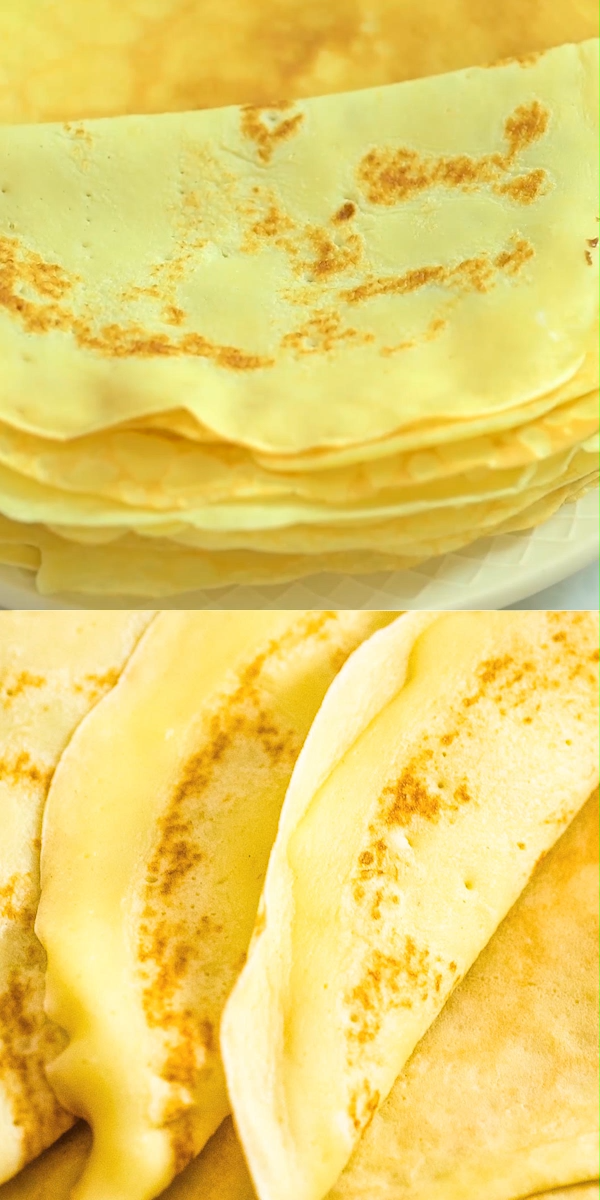 Photo of Easy and Tasty Sweet Crepes