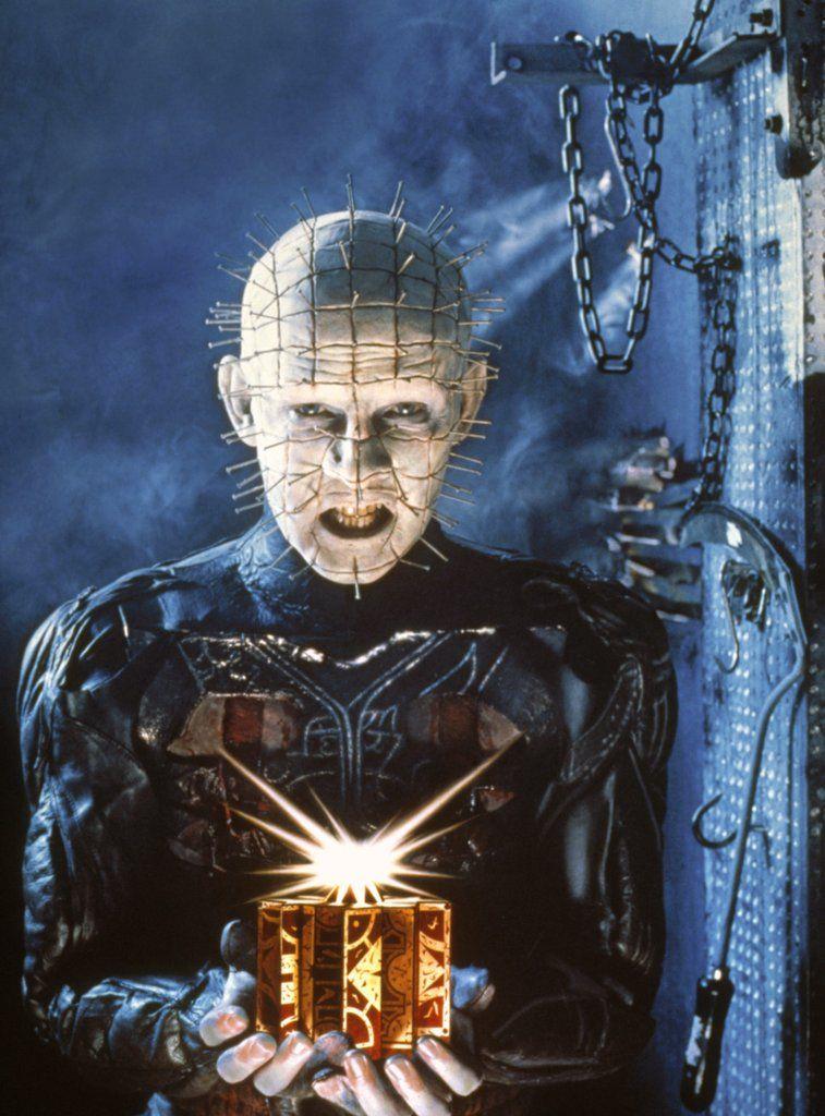 Oct. 19: Hellraiser (1987) (con imágenes) | Arte, Cine, Iconos