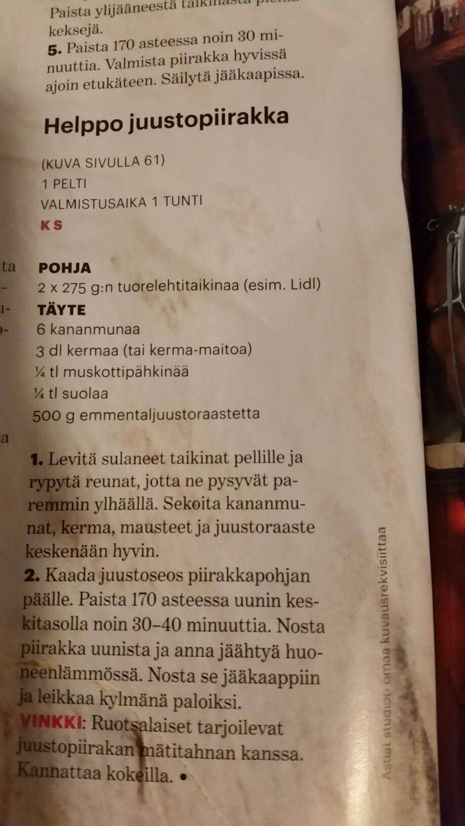 Lidl Ruoka