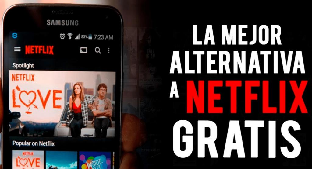 Play La Mejor Alternativa A Netflix Para Android El Netflix Hackeado Paginas Para Ver Peliculas Netflix Que Ver En Netflix