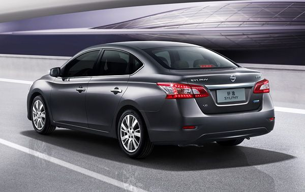 All New Nissan Sylphy L12f