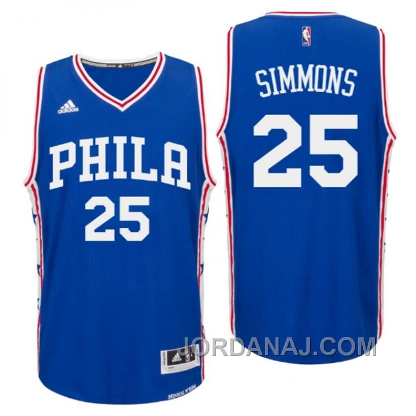b4c49861a46 ... new revolution 30 swingman soul throwback black jersey; ben simmons  philadelphia 76ers 25 2016 nba draft road blue jersey price 89.00 air  jordan shoes