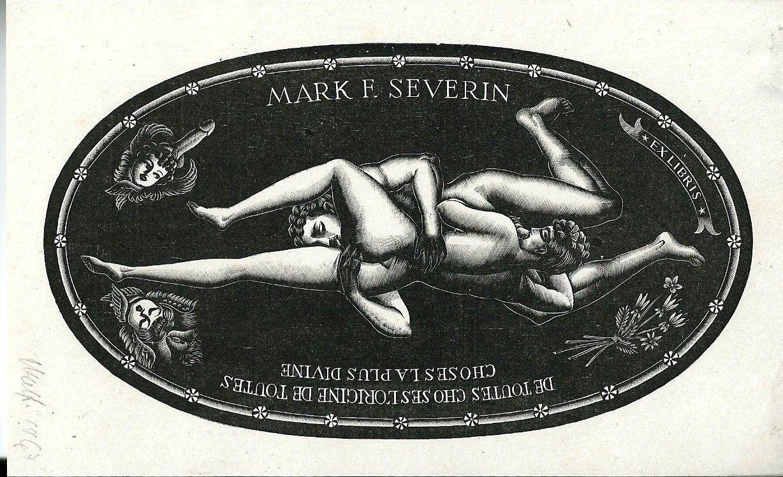 Severin erotic art fetish sex