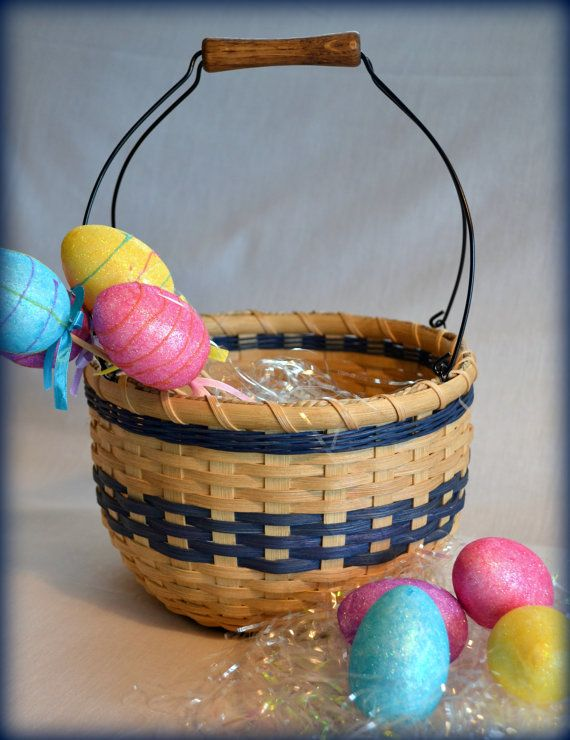 Easter Basket or Mother's Day Spring Tote by BrightExpectations, $40.00