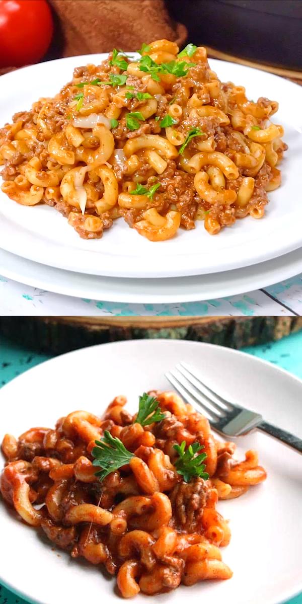 Best Chili Mac Worldwide! #quickandeasydinnerrecipes