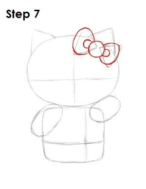 how to draw hello kitty google search