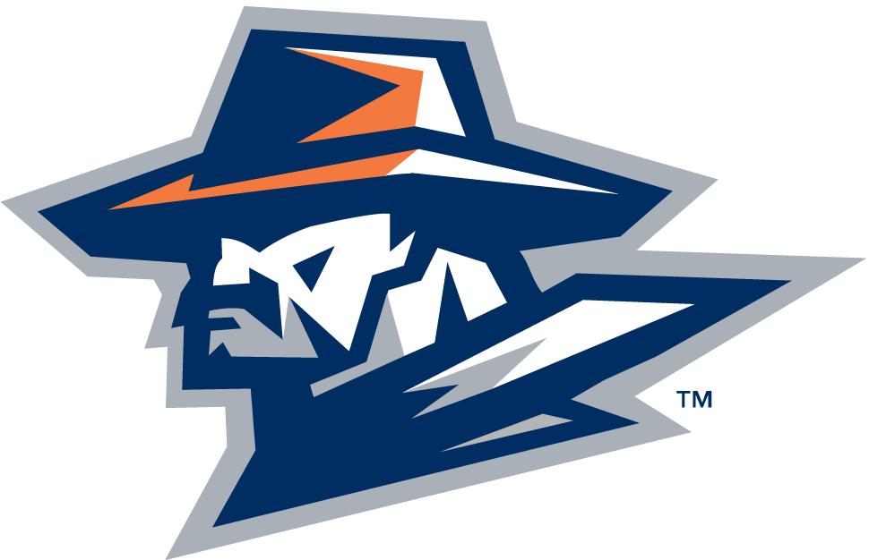 Miners Logo Utep Miners Alternate Logo Ncaa Division I U Z Ncaa U Z Logos Sports Logo Design Sports Team Logos