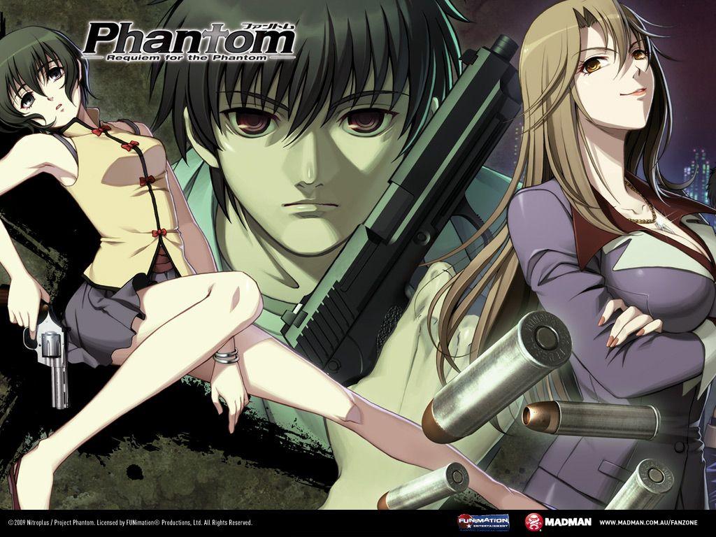 Phantom Requiem for the Phantom Anime, Phantom, Watch