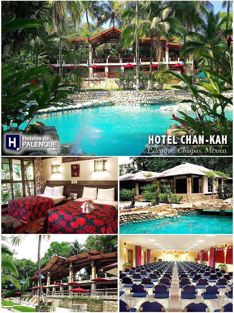 Hotel Chan Kah Resort Village Palenque Chiapas M 233 Xico