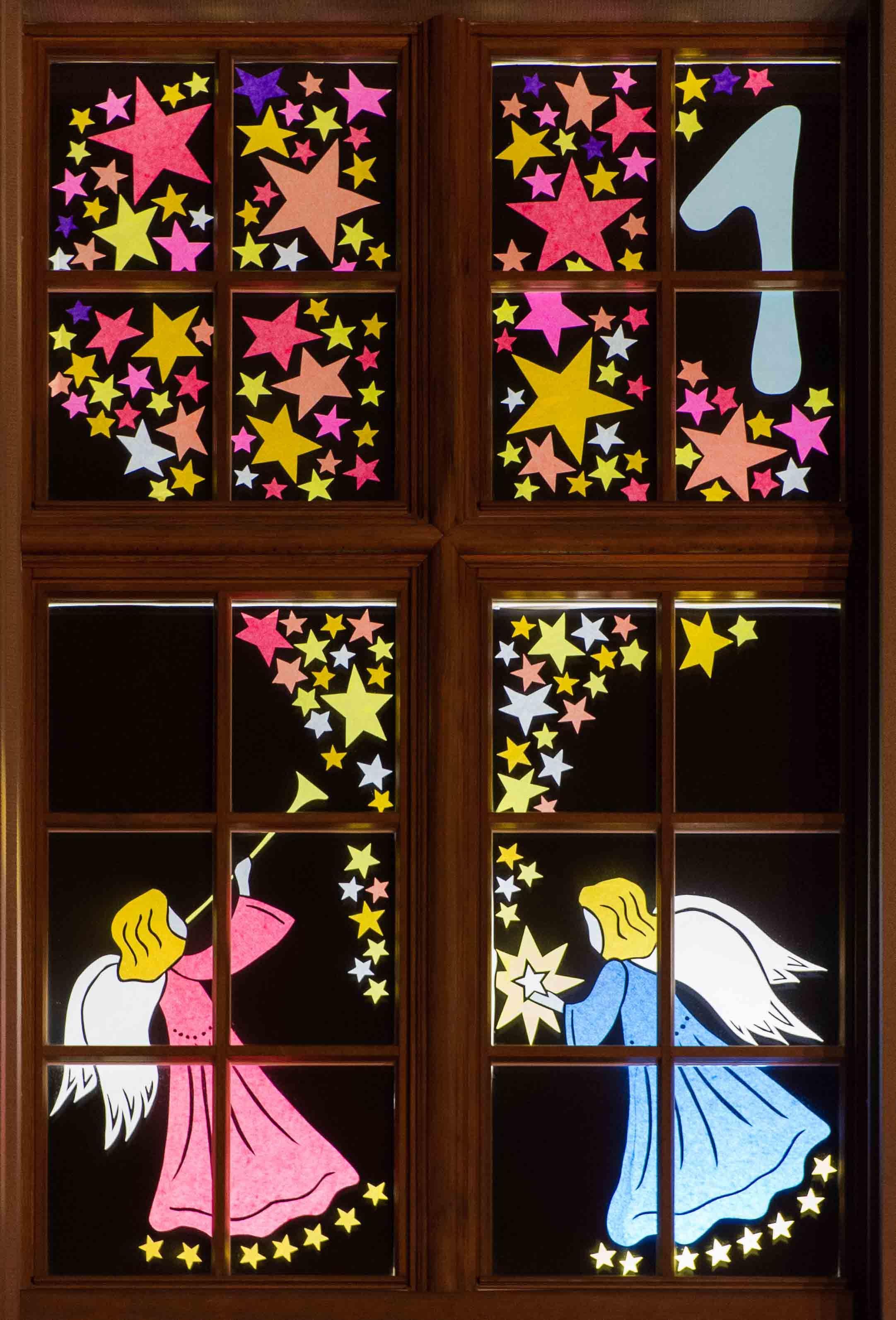 Bildergebnis Für Adventsfenster Adventfenster