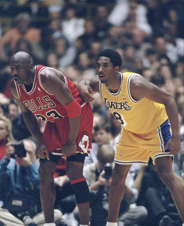 Kobe Bryant Mj Lebron Wallpaper