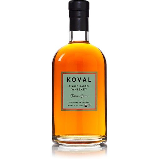 Koval Four Grain Whiskey 0,5L (47% Vol.) - Koval - Whisky