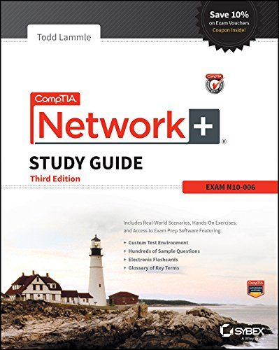 comptia network study guide exam n10 006 comptia network study rh pinterest com