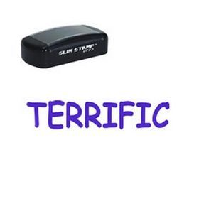 Buy Ink Stamps Terrific PreInked Rubber Stamp Teacher