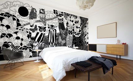 Bedroom-Wall-Murals-Paintings-Designs-Ideas.jpg (429×261) | OWLS ...