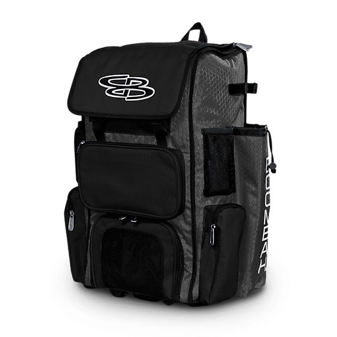 Boombah Rolling Superpack Softball Softball Bags