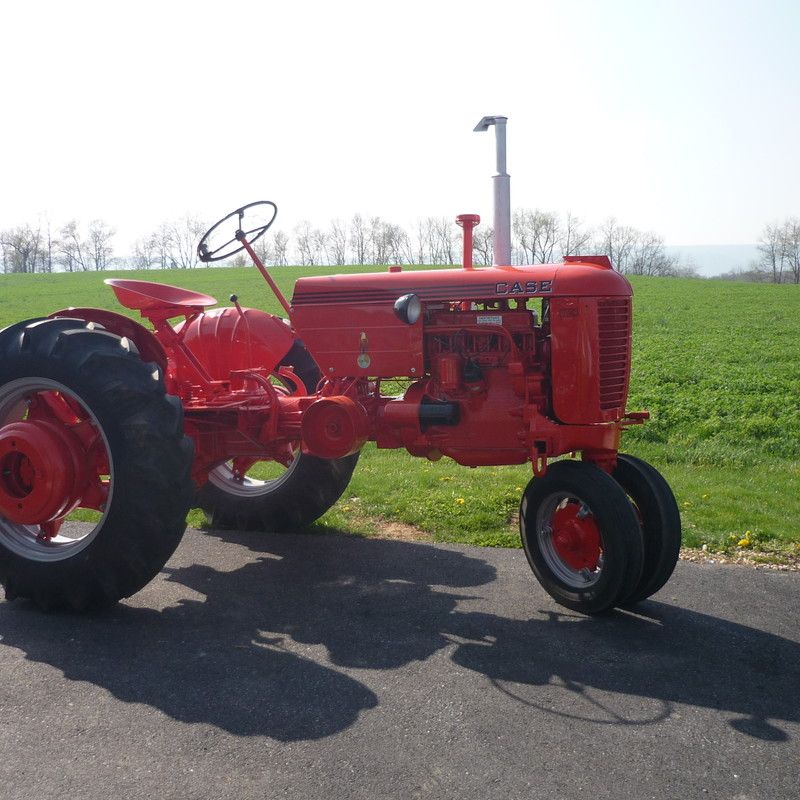 Vintage Case Tractor Parts : Do you think case vac deserves to win the steiner