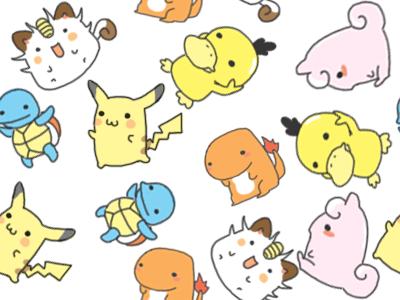 Cute Pokemon Background More