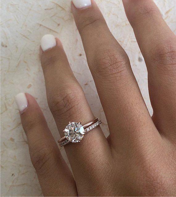Sparked Engagement Ring Finger Find