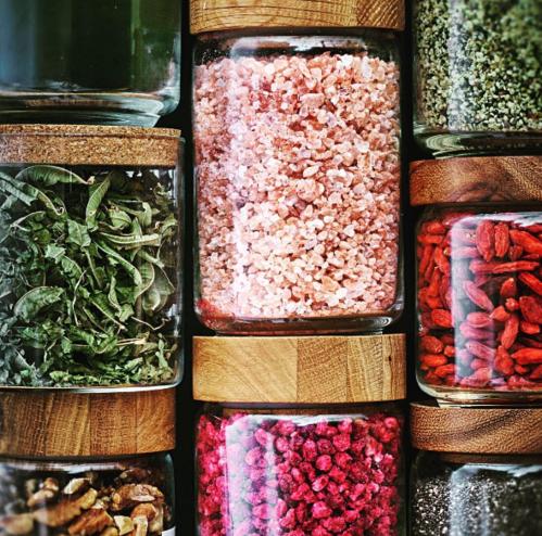 Le restaurant healthy Farmacy à Londres
