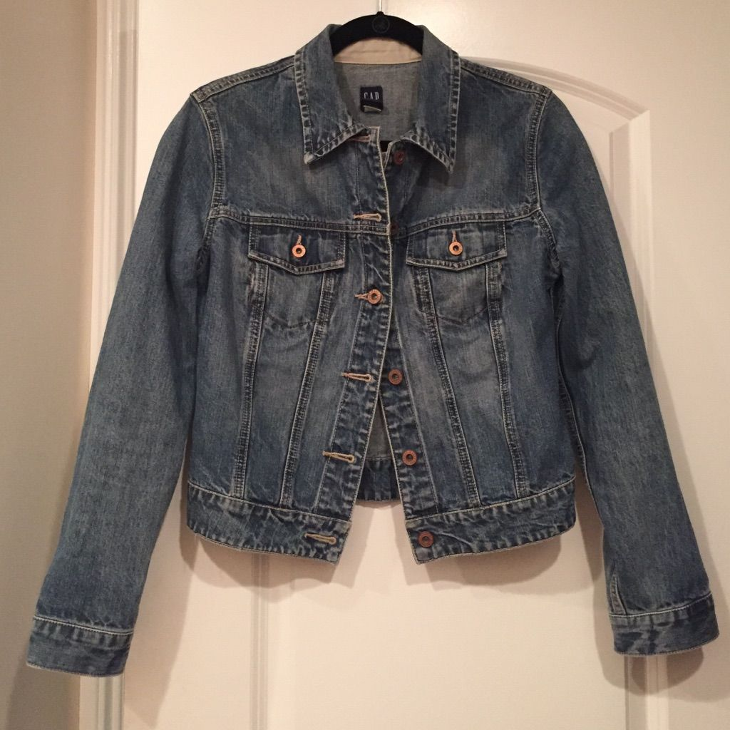 Gap jean jacket size small gap jeans and products