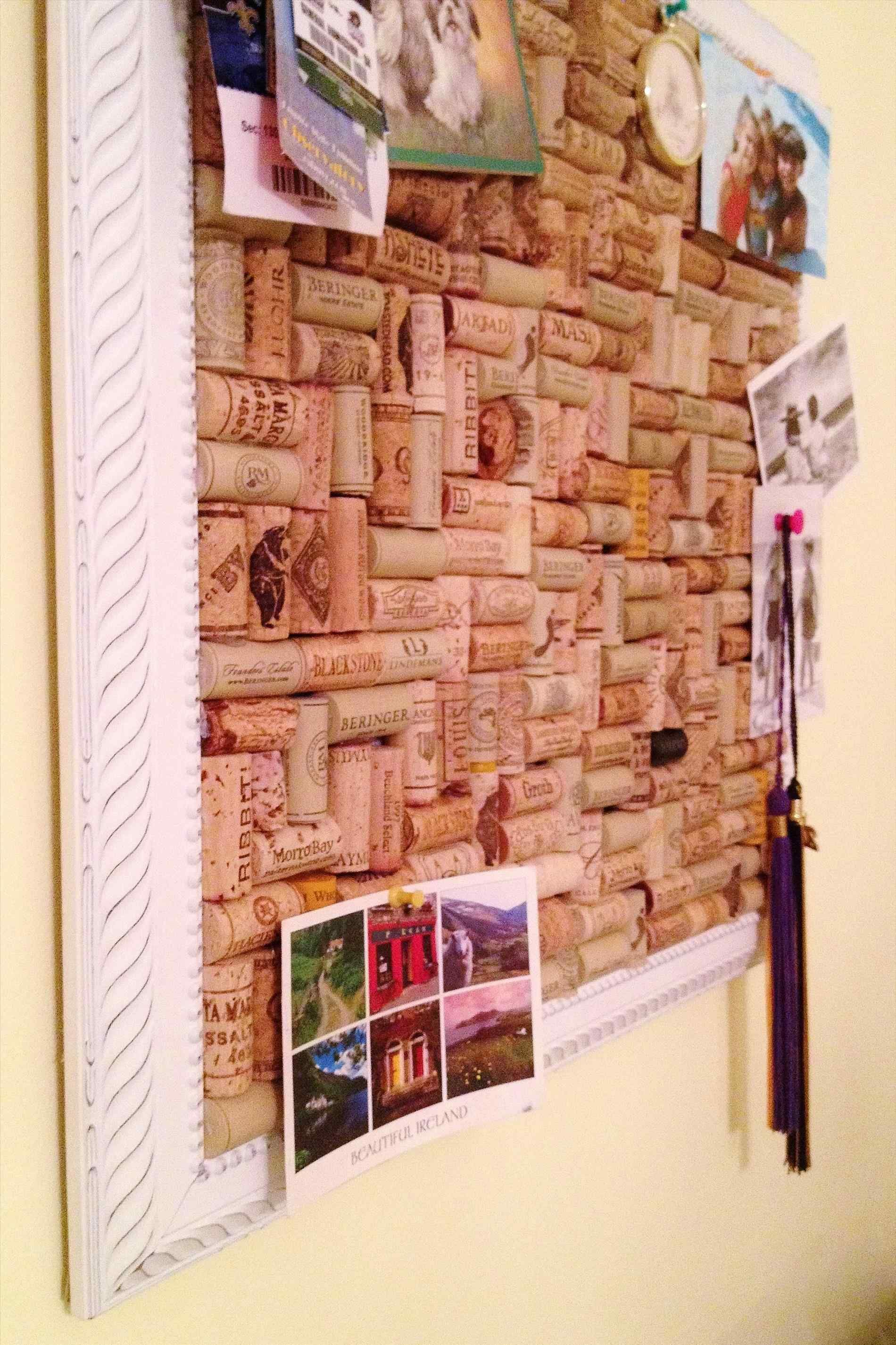 how to make a cork board wall ideas 10 best pictures on inspiring workspace with a cork wall creating a custom cork board for your home id=66150