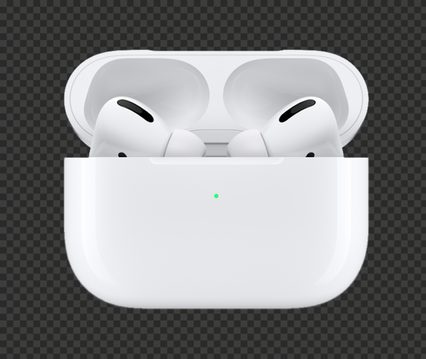 Opened Airpods Pro Apple Case Front View Apple Cases Airpods Pro Apple