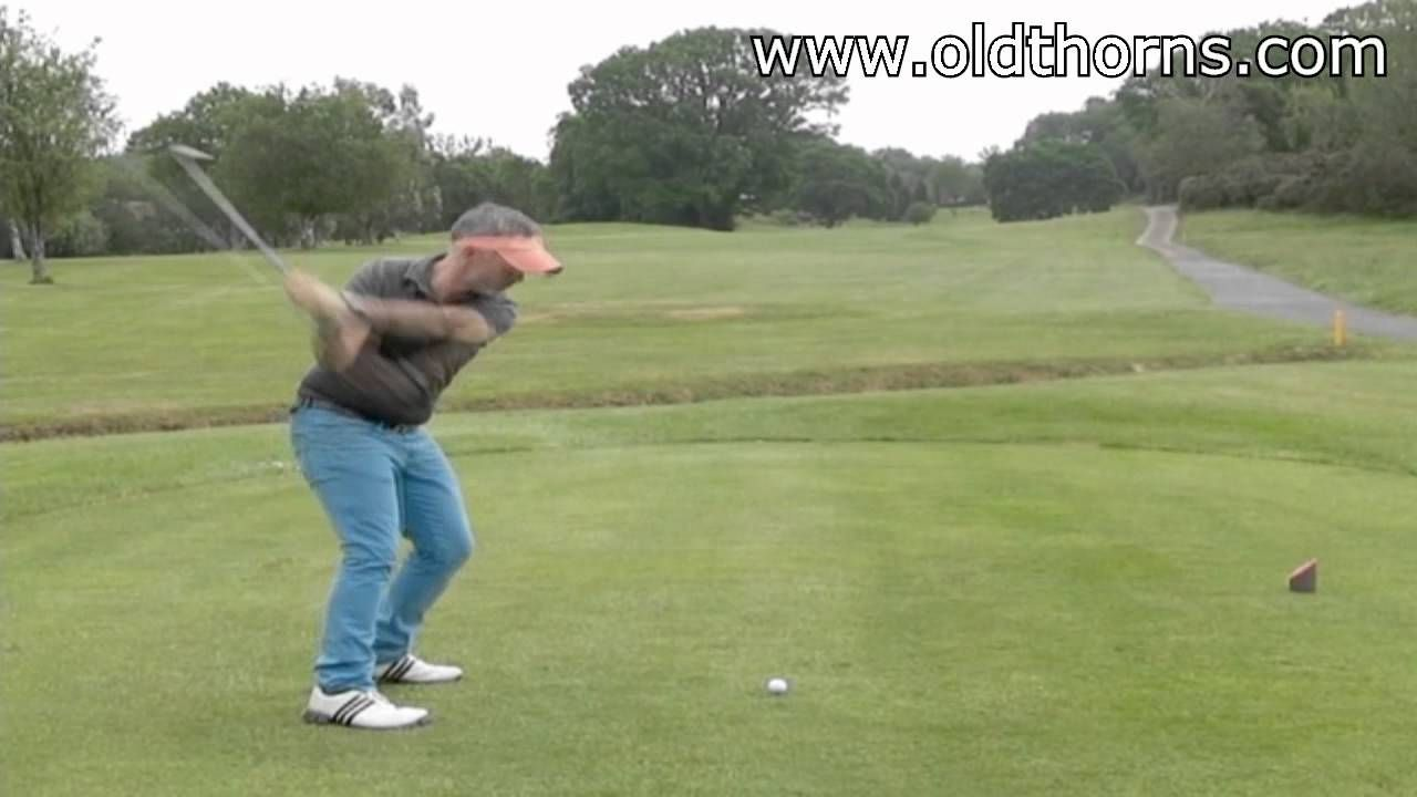 How to hit the tiger woods stinger 3 wood golf shot in