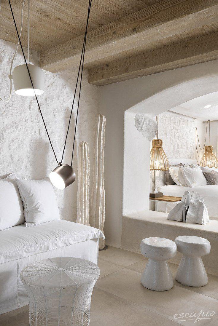Kykladen architektur trifft modernen boho chic wundervoll for Boutique hotel griechenland