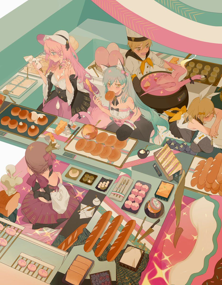 Anime art girl, Anime, Anime art
