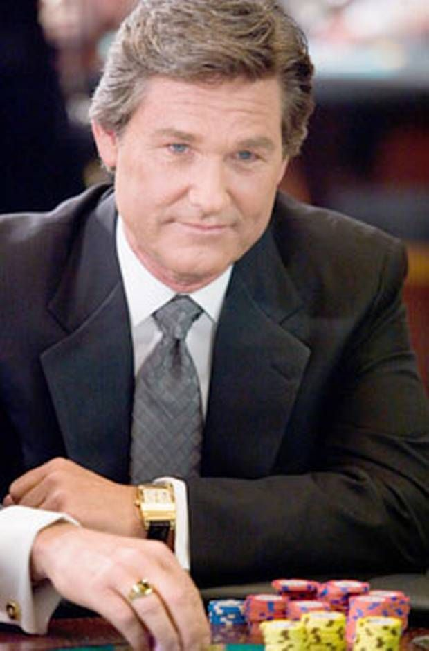 Kurt Russell stars in Poseidon, the forthcoming remake of the 1970s disaste - London Evening Standard