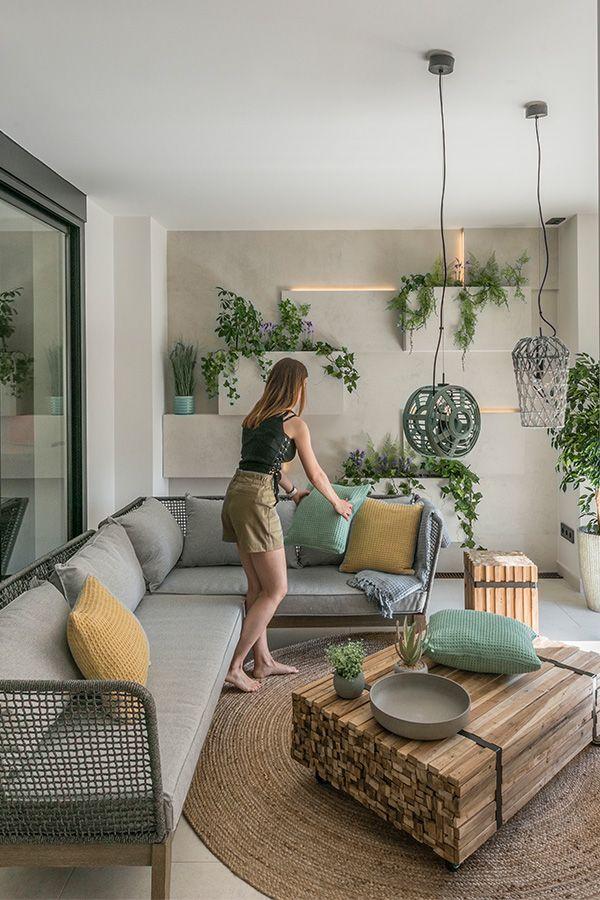 Sofá Rinconero Tucson Bienvenido A Home Tour En 2019