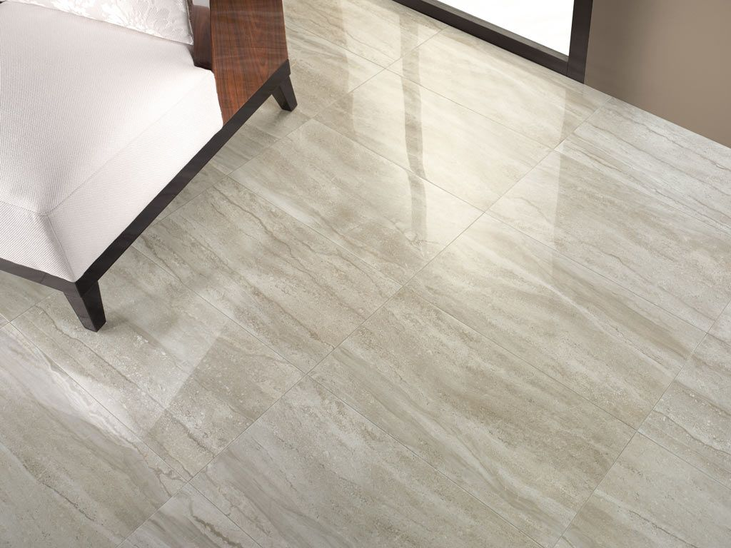 Grespania Daino Porcelain Tile In Gris 30x60 Good Quality Rectified Also Available