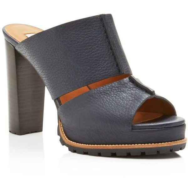 See by Chloé Heeled mules - black lWaJdc
